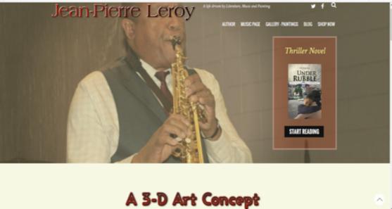 Jean Pierre leroy